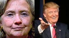 Wahl zwischen Pest und Schnupfen: Clinton vs. Trump
