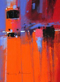 Painting Tony Allain
