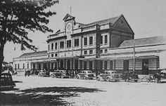 Estação Ferroviária de Curitiba.