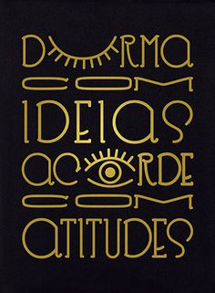 Durma com ideias Acordei com atitudes. Amazing Inspirational Quotes, Inspirational Phrases, English Thoughts, Posca, Korean Artist, Bullet Journal Inspiration, Chalk Art, Quote Posters, Some Words