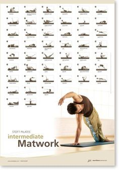 Stott Pilates Intermediate Matwork Wa...