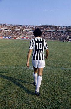 Michel Platini. football Legend Sp