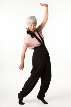 This Inspiring Lookbook Teaches Us All About Aging Gracefully #refinery29