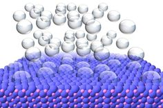 nickel phosphide crystal Nanoparticle opens the door to clean-energy alternatives through a chemical reaction that generates hydrogen from water, effectively triggered -- or catalyzed by the Nanoparticle Engineering Technology, Energy Technology, Physics Research, Materials And Structures, Hydrogen Gas, Material Science, Chemical Reactions, Nanotechnology, Science News