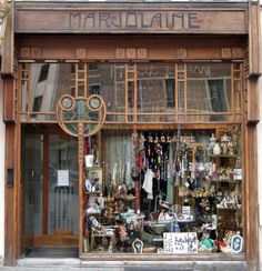 BOUTIQUE. Brussels, Shop for More than Candy