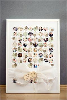 Tolles Geldgeschenk für eine Hochzeit. Noch mehr Ideen gibt es auf www.Spaaz.de