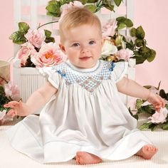 Tallulah. ASE  98  Winner of the Beautiful Baby Wear category in Reach For The Stars 2011.