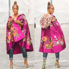 Marjorie Harvey in Dolce & Gabbana