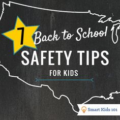 7 Must-Know Back to School Safety Tips for KidsSmart Kids 101