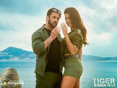 Salman Khan and Katrina Kaif's Tiger Zinda Hai collects Rs. on Day 1 Sonam Kapoor, Deepika Padukone, Deepika Ranveer, Bollywood Couples, Bollywood Stars, Bollywood News, Bollywood Actress, Bollywood Girls, Indian Bollywood