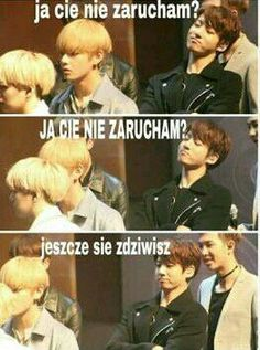 Read piętnaście from the story Memy~bts ✔ by dzongguk (narcyz♡) with 91 reads. bts, memy, ff. Bts Bangtan Boy, Bts Jimin, K Pop, Bts Kiss, Polish Memes, Funny Mems, Kids Choice Award, I Love Bts, Bulletproof Boy Scouts