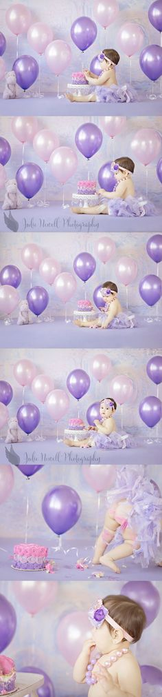 25 Ideas Birthday Photoshoot Baby Cake Smash Photos For 2019 1st Birthday Cake Smash, Baby Girl 1st Birthday, First Birthday Photography, 1st Birthday Pictures, Birthday Ideas, 1st Birthday Photoshoot, Cake Smash Photography, Photography Kids, Photography Portraits