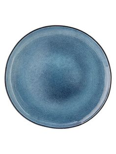 Sandrine Side Plate Blue 22cm House of Fraser