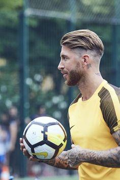 Sergio Ramos. Real Madrid