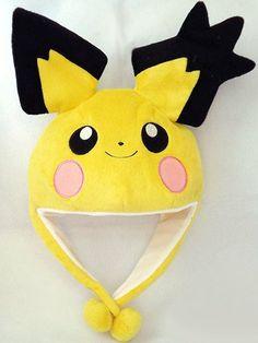 Pokemon: Pichu Aviator Costume Hat Pokemon