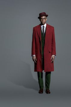 "#Menswear #Trends McMeka's Releases His Spring/Summer 2015 Look Book Entitled ""The Classisist""! #tendencias #Moda Hombre"