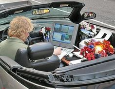 Business Automotive: Your Car is Your Second Office