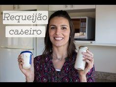 Como fazer REQUEIJÃO CASEIRO: receita fácil e saudável - Cozinha Bach