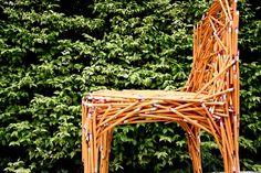 20 Creative And Unusual Chair Designs   Bored Panda  www.bocadolobo.com/ #modernchairs #luxuryfurniture #chairsideas