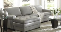 Tips That Help You Get The Best Leather Sofa Deal. Leather sofas and leather couch sets are available in a diversity of colors and styles. A leather couch is the ideal way to improve a space's design and th Couches Living Room, Modern Sofa Living Room, Home, Living Room Furniture, Leather Couches Living Room, Leather Sofa Living Room, Furniture Design Living Room, Living Room Sofa, Furniture