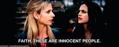 "Buffy - 4x15 - ""This Year's Girl"" #BTVS #ThisYearsGirl"