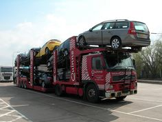 Move cars from one state to another state #cars #vehicle #trucks