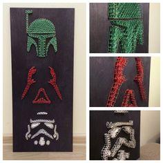 String art изонить Star Wars                                                                                                                                                                                 More
