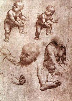 Study of a Child, c. 1508