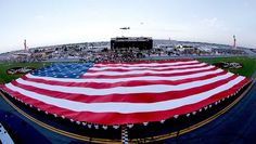 Tom Pennington/Getty Images Triple-digit temperatures, cookouts and fireworks. It's summertime and that means a return to Daytona Intern. Nascar Race Tracks, Nascar Racing, Happy 4 Of July, Fourth Of July, Nascar Live, Us Flags, Confederate Flag, Happy Independence Day, American Flag
