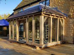 Orangery, Chipping Campden - Shires Oak Buildings