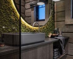 new-lhm7_13 Winter Cabin, Privacy Settings, Real Estate, Ski, Mirror, Design, Home Decor, Home Ideas, Modern