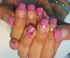 Love this but I would get cancer ribbons instead of bows