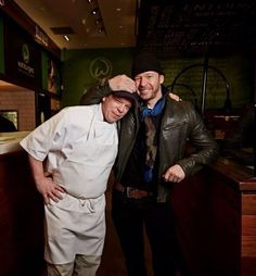 Chef Paul & Donnie