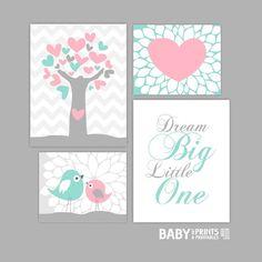 Cuadros para habitación del bebé