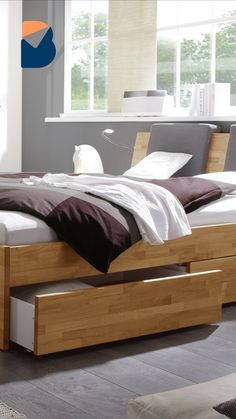 Furniture, Home Decor, Houses, Stream Bed, Space Saving Furniture, Space Saving, Closet Storage, Pillows, Bedroom