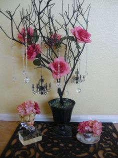 Manzanita Centerpiece Tree For Weddings And Special By Killary711 90 00 Usd Via Etsy
