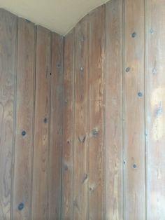 Whitewashed Knotty Pine Paneling Design Pinterest