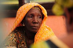 Malian midwife by Robert Akers, via Flickr
