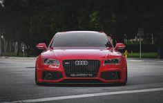Audi RS7 Rocket Bunny