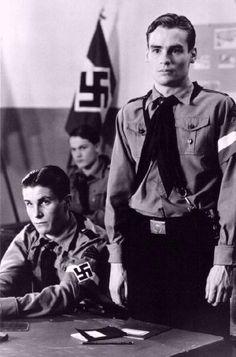"Robert Sean Leonard, Christian Bale in ""Swing Kids"" (1993). Country: United States. Director: Thomas Carter."