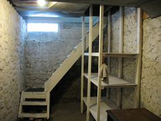 Exceptionnel Michigan Basements Stairs To Michigan Basement Explore Dorothy Fanchers  Phot Basement Best
