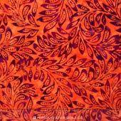 De La Sol Batiks - Flame Orange Yardage - Moda Fabrics - Moda Fabrics — Missouri Star Quilt Co.