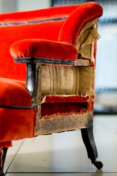 Learn The Skills Necessary To Re Upholster And Carry Out Basic Repairs To  The Frames