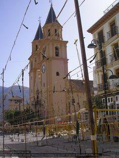 Iglesia de Órgiva