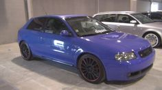 Audi A3 Tuned S3 (1999)