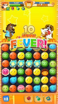 App Shopper: Yolo Rush - Pocket Heroes - A Fun Match 3 Game (Games)
