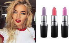 OH YES! MAC komt met 28 nieuwe lipsticks die je mega happy maken