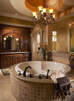The perfect bath tub