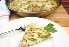 Power Through Your Morning With This Anti-Inflammatory Frittata