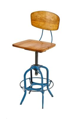 Frank Pair Of Vintage Industrial Angle Steel Co Stools Metal From A Chevy Plant Benches & Stools Antiques